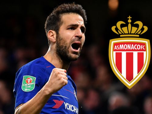 Fabregas completes move to Monaco