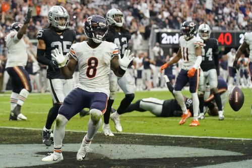 Bears RB Williams on COVID list; status in doubt
