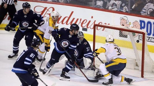 Jets-Golden Knights Notebook: Winnipeg confident coming off loss