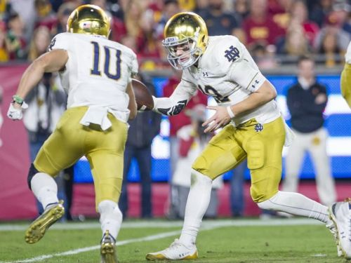 Analysis: Measuring how explosive Notre Dame's offense was in 2018