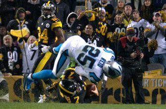 Tempers flare after Eric Reid takes a shot at Ben Roethlisberger