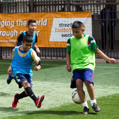 Soccer in the Streets: Creating opportunities for Atlanta's inner-city youth