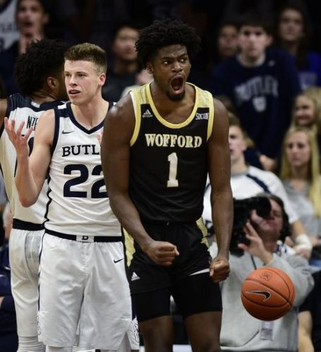 South Florida Bulls vs. Wofford Terriers - Invalid date NCAAB Pick, Odds, and Prediction