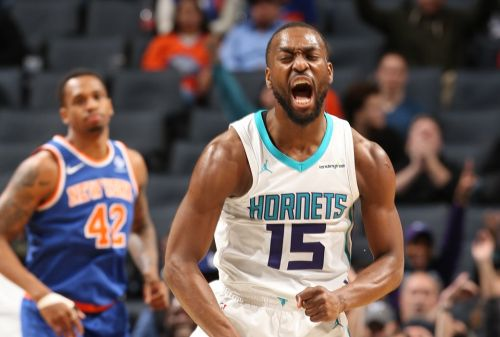 Kemba Walker Plans on Being a Hornet 'for a Long Time'