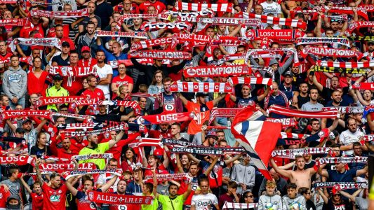 Dozens of Lille fans detained ahead of Ajax clash