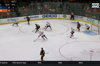 HIGHLIGHTS: Ducks stave off Panthers in 3-2 home win