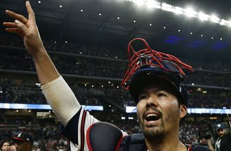 AP Source: Kurt Suzuki, Nationals agree to $10M, 2-year deal