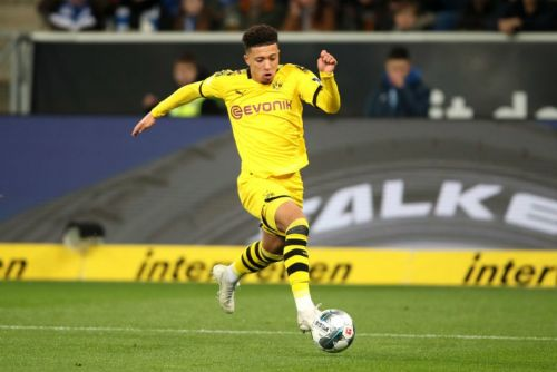 Ole Gunnar Solskjaer tells Jadon Sancho that Man United transfer is close