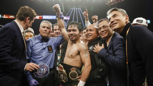 The good, the bad and the dirty in the week of boxing: From Pacquiao's dominance to absurdity of Broner