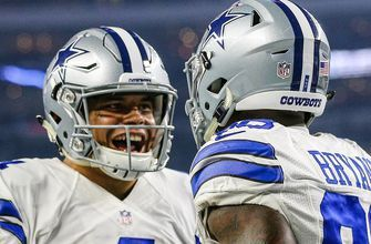 Colin Cowherd outlines why Dak Prescott is better off on the Cowboys without Dez Bryant