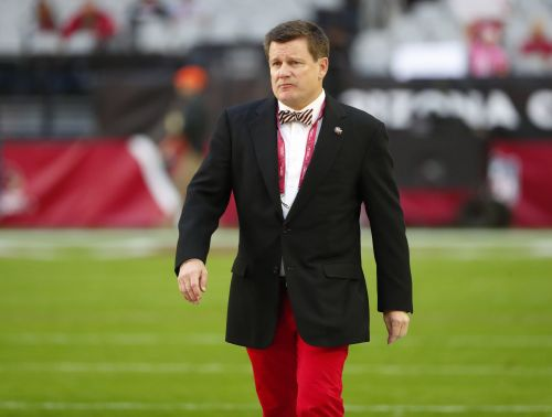 Arizona Cardinals owner Michael Bidwill hospitalized in Rhode Island with COVID-19