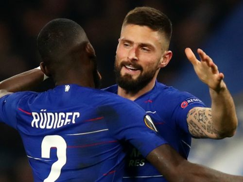 Malmo restores Chelsea confidence ahead of Carabao Cup final, says Oliver Giroud