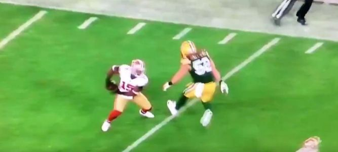 NFL fans rip Clay Matthews' embarrassing missed tackle