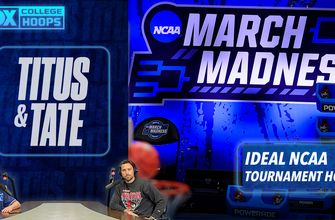 Mapping out ideal NCAA Tournament regional, Final Four hosts | Titus & Tate