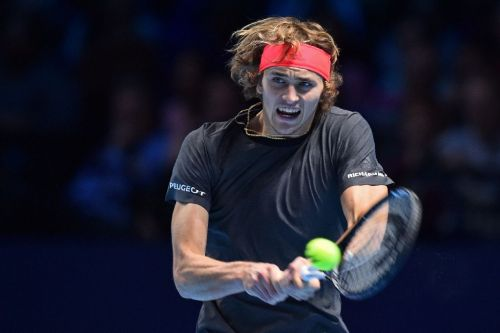 Zverev shocks Djokovic to win ATP Finals