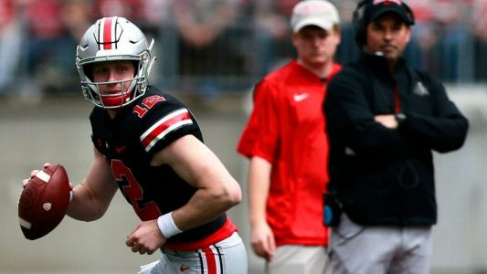 Ohio State QB Baldwin to enter transfer portal