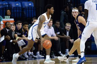 SLU leans on front court in 69-58 victory over North Alabama