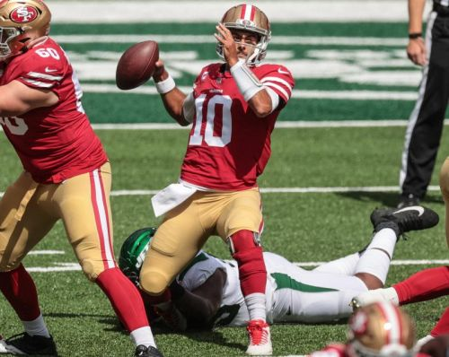 The 49ers and Positional AGL