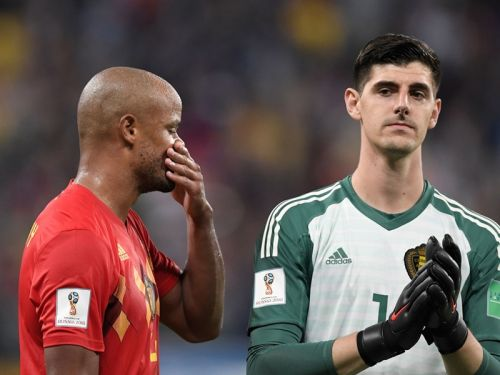 Golden Glove winner Courtois refused to watch 'anti-football' France win World Cup final