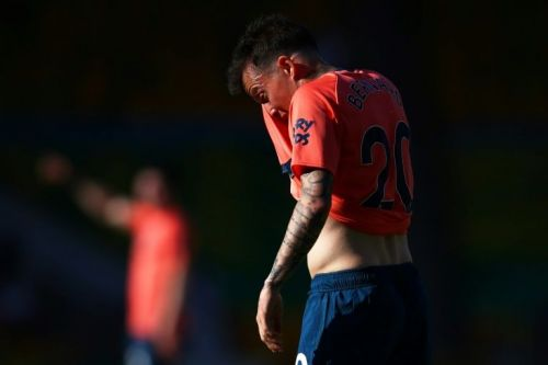 Everton's Bernard saw psychologist after anxiety attack
