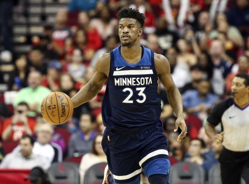 Report: Disgruntled Jimmy Butler requests trade from Timberwolves
