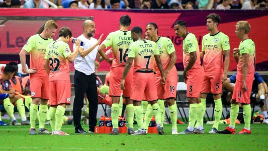 Man City miss three penalties in Asia Trophy loss
