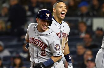 Astros move within one win of World Series berth with dominant ALCS Game 4 victory