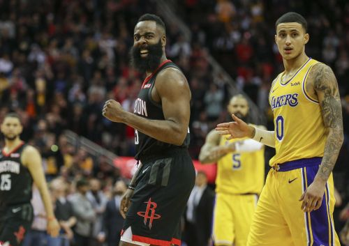 James Harden scores 48 to rally Rockets past Lakers in overtime thriller