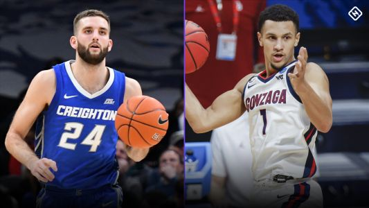 Gonzaga vs. Creighton odds, picks, predictions for March Madness Sweet 16 game