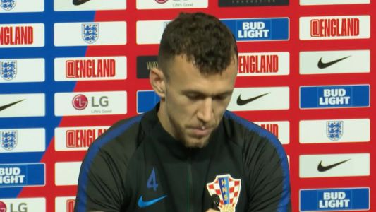 England should be worried about Croatia - Perisic