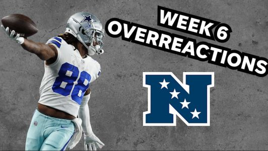 NFC Week 6 overreactions: This Cowboy team is special, maybe even 'Super'