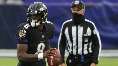 Reigning NFL MVP Lamar Jackson reportedly tests positive for COVID-19
