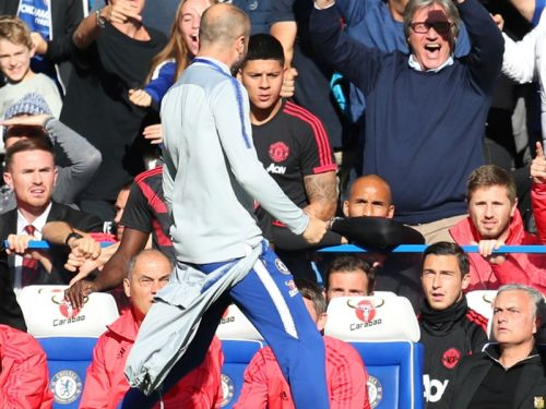 The Chelsea assistant who tussled with Mourinho - Who is Marco Ianni?