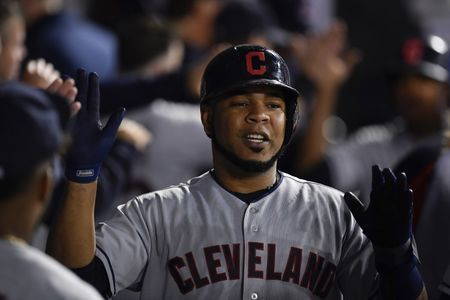 MLB notebook: Encarnacion, Santana highlight 3-team deal