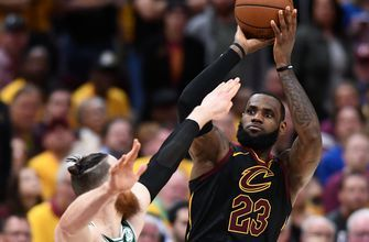 Nick Wright reacts to Boston falling to LeBron's Cavs in Game 4: 'This game was lost in the 1st quarter'