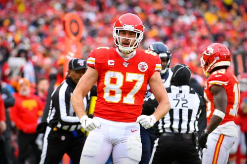 Travis Kelce agrees to parameters of four-year extension with Kansas City Chiefs, per report