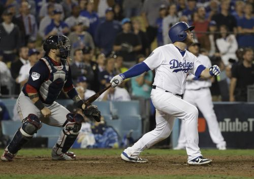 Dodgers defeat Red Sox in marathon Game 3 of the World Series