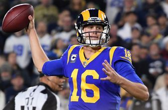 Nick Wright outlines how Jared Goff, Rams can edge out the Saints in the NFC Championship game