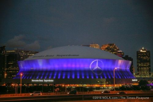 Mercedes-Benz Superdome sued over inaccessible wheelchair seating