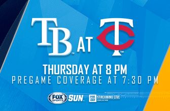 Preview: Who's hotter? Rays, Twins clash in matchup of teams riding stellar str