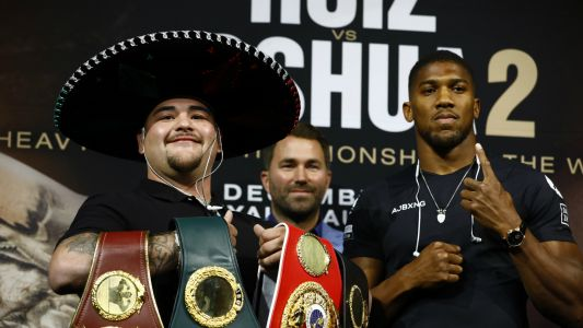 Andy Ruiz Jr. vs. Anthony Joshua 2 PPV price: How much does it cost to watch the rematch on DAZN?