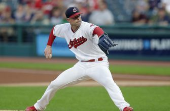Kluber wins 19th, strikes out 11 as Indians top White Sox