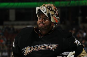 Former Ducks goalie Ray Emery drowns at age 35