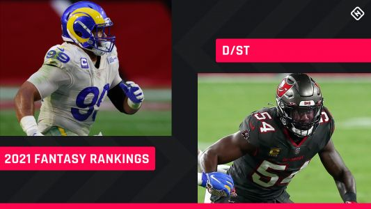 Fantasy Football Defense Rankings 2021: Best D/STs to draft, sleepers to know