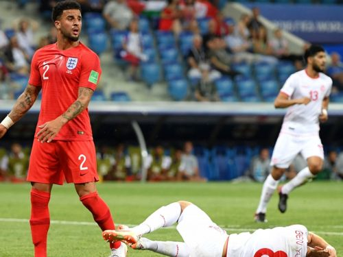 'Pure stupidity!' - England defender Walker blasted for penalty concession vs Tunisia