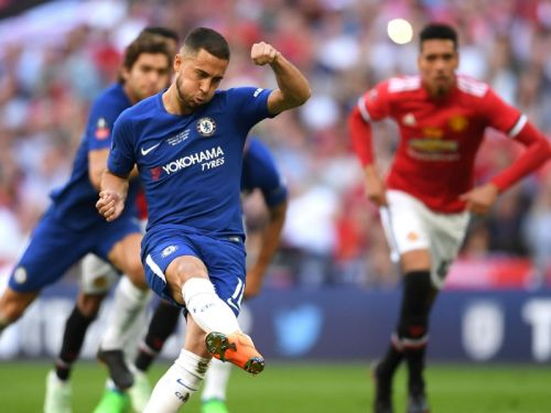 Chelsea 1 Manchester United 0: Hazard seals FA Cup glory in possible Conte farewell