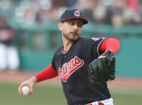 Does Josh Tomlin's move to the bullpen mean his time with the Cleveland Indians is coming to an end?