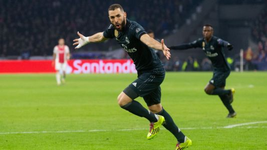 Real Madrid suffered and then 'hit back' in Champions League win vs. Ajax