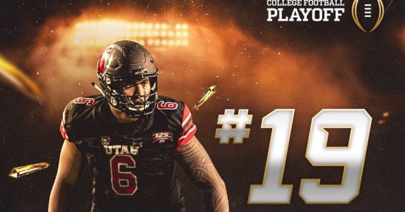 Utah football back in the College Football Playoff Top 25 at No. 19