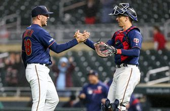 Twins pitchers sharp after rain delay in 4-1 win over Blue Jays